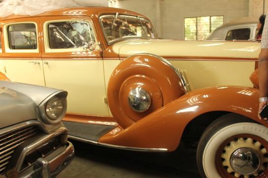 This car once belonged to the Maharaja of Darbhanga