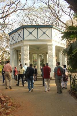 The Wheeler Pavilion