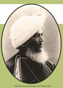 Raja Deen Dayal (photo courtesy NGMA)