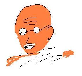 Gandhi new