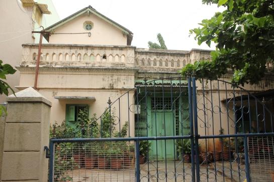 Mr Ugrappa's house
