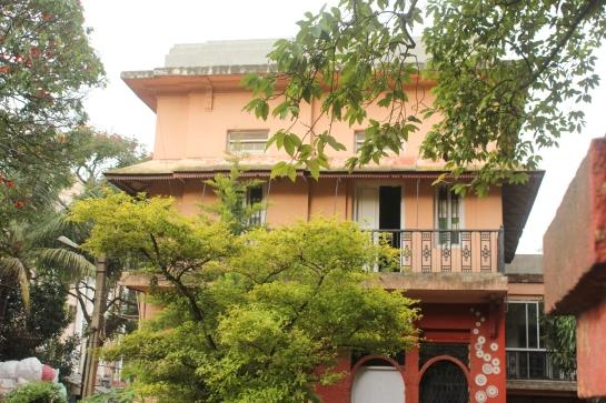 Dr Balu's house