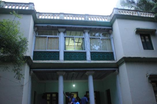 Diwan Krishna Rao's house