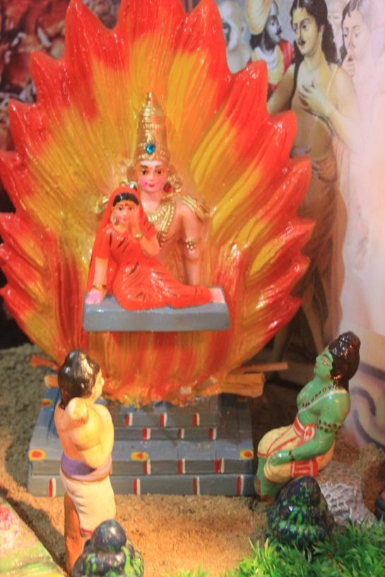 Sita's Agnipravesham