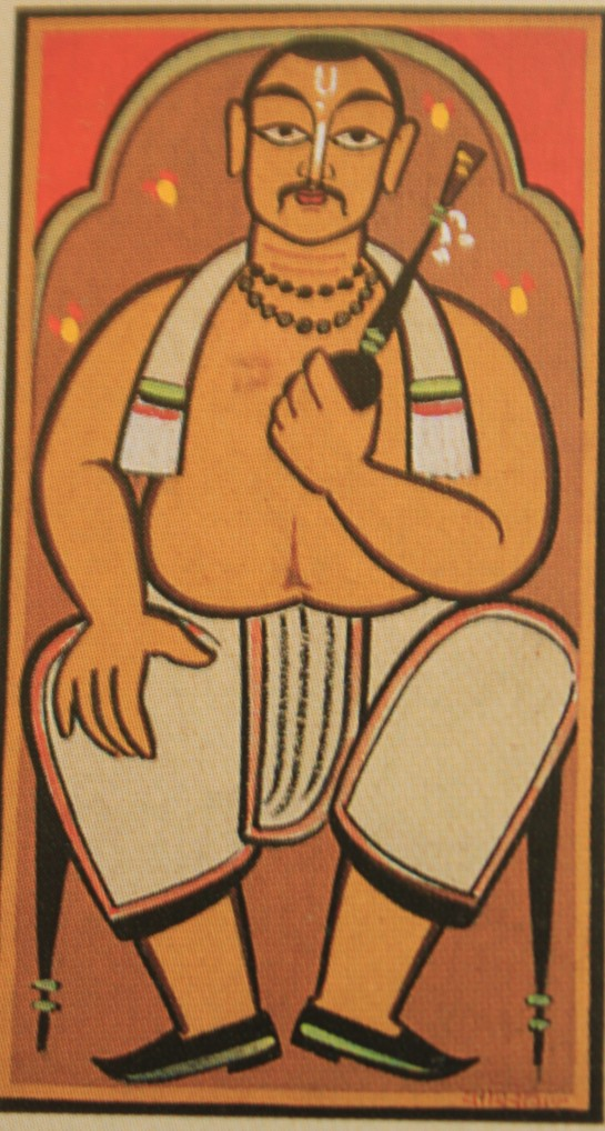 Babu (Picture courtesy: NGMA brochure)