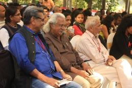 Late Post: Snippets from the Bangalore Lit Fest 2016 (Day 1)