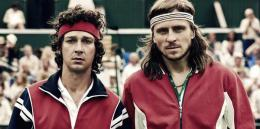 Movie Review:  Borg Vs McEnroe