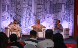 Notes from the Bangalore Lit Fest 2018 – Day1